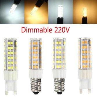 LED E14 Ou Lampe G9