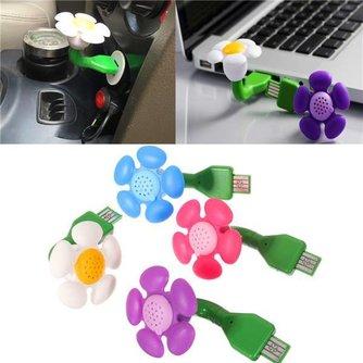 Parfum USB En Forme De Fleur
