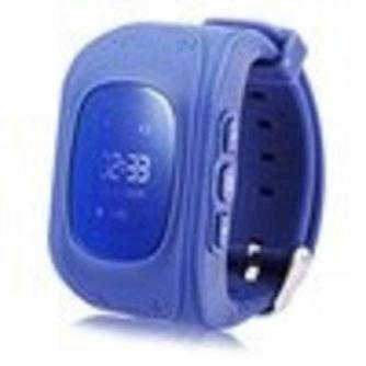 Zeepin Q50 Russe/Anglais Version Kids Safe Intelligent Bébé Montre Téléphone GPS Tracker Anti-perdu SOS Horloge Bracelet pour Android iOS
