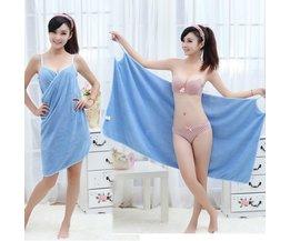 2019dame filles portable séchage rapide magique serviette de bain plage Spa peignoirs Robes de bain robe