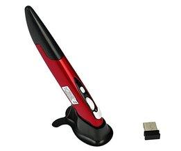 RV77 2.4G sans fil optique présentateur stylo souris pour tablette ordinateur portable pc de bureauMini 2.4 GHz USB souris ordinateur périphériques #0703