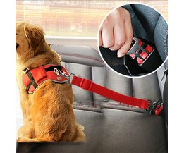 Véhicule voiture animal de compagnie chien ceinture de sécurité chiot voiture ceinture de sécurité harnais plomb Clip Pet chien fournitures levier de sécurité Auto Traction produits 3S1