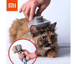 Xiaomi Youpin innove la brosse d'épilation de chat d'animal familier peigne d'outils de toilettage de peigne de coupe de perte de cheveux pour des chats 47