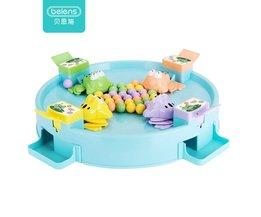 Beiens 2019 jeux de fête gourmand grenouille manger des haricots jouets jeux larges jouets pour enfants multijoueur Tnteractive jouet famille jeu de Table