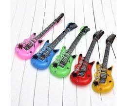 Fun Guitare Gonflable Pour Les Enfants
