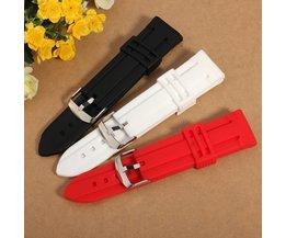 Wristband De Silicone (20-24Mm)