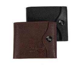 Belle Men Wallet PU Cuir