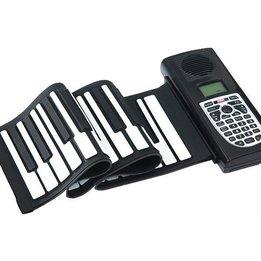 Piano et instruments enroulables