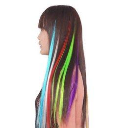 Extension synthétique de cheveux