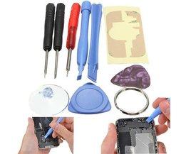 9 Dans 1 Kit De Réparation Pour Les Smartphones