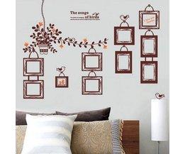 Cadre Photo Stickers Muraux