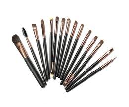 Set Pinceaux Pour Le Maquillage