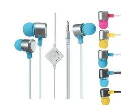 Écouteurs Intra-Auriculaires Avec Microphone Pour IPhone Et IPad