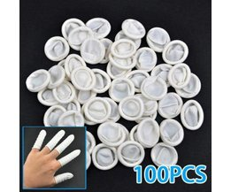Protector Latex Finger (100 Pieces)