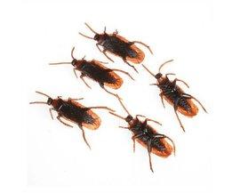 Faux Cockroaches 10 Pièces