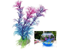 Plastique Plante D'Aquarium