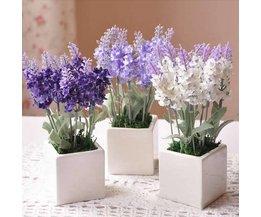 Art Lavender Silk