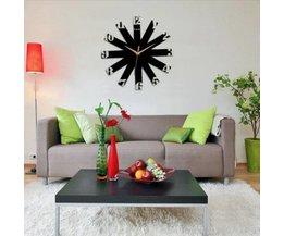 Design Moderne Horloge Murale