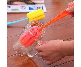 Vacuum Sponge Pour Glasses