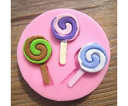 Silicone Bakeware Lolly'S