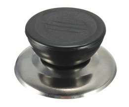Button Front Cover Pan
