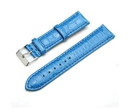 Bleu Wristband Van Leer