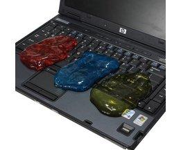Keyboard Cleaner Van Gel