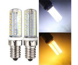 E14 Lampe LED En Deux Couleurs 5W