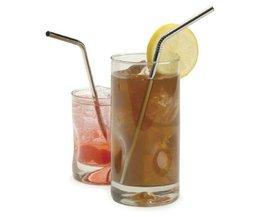 Réutilisables En Acier Inoxydable Straws