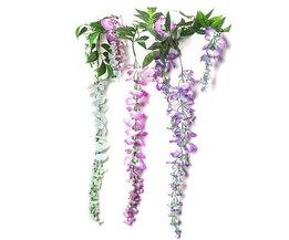 Fleurs Artificielles Wisteria Acheter