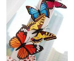 Papillon Magnets 10 Pièces