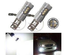H3 Ampoules LED