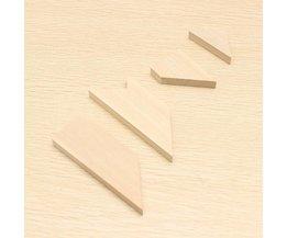 Tangram Avec 4 Pieces