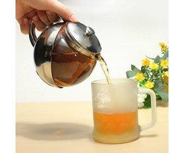 Teapot Pour Le Thé En Vrac
