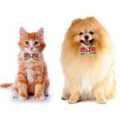 Réglable Bow Noël Pour Chien Ou Chat