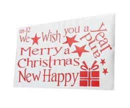 Christmas Sticker Kertsboom