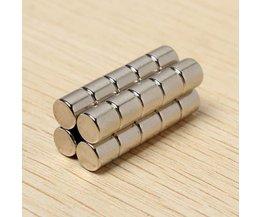 20 Pieces N35 Magnet Conseil Blanc