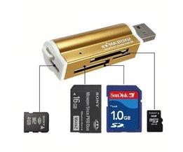 Lecteur De Carte Mémoire USB