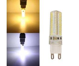 G9 4.5W Ampoule LED En Deux Couleurs