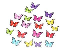 Papillon 3D Stickers Muraux 18 __GVirt_NP_NNS_NNPS<__ Pièces