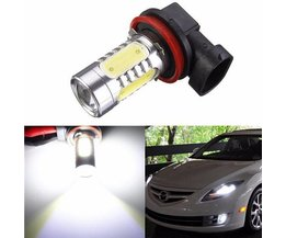 H11 Lampe LED