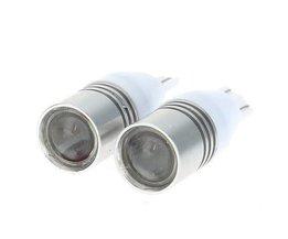Ampoules Auto LED 2 Pack 7 Watt White Light