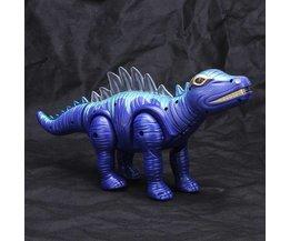 Dinosaur Avec La Lumière