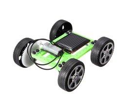 Toy Car Sur L'Énergie Solaire