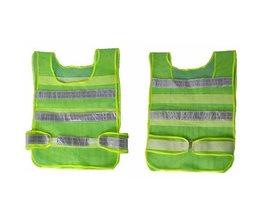 Gilets Réfléchissants 2 Green Pack