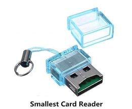 Mini Card Reader Micro SD Avec Interface USB