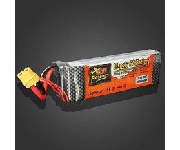 Zop Alimentation Lipo Batterie Pour Les Véhicules RC