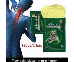 Tiger Balm Plaster 16 Pieces