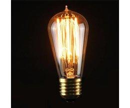 Vintage Ampoule 40W E27