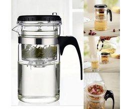 Soufflé Bouche Kamjove Teapot 200Ml